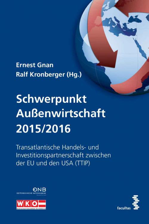 Schwerpunkt Außenwirtschaft 2015/2016 cover