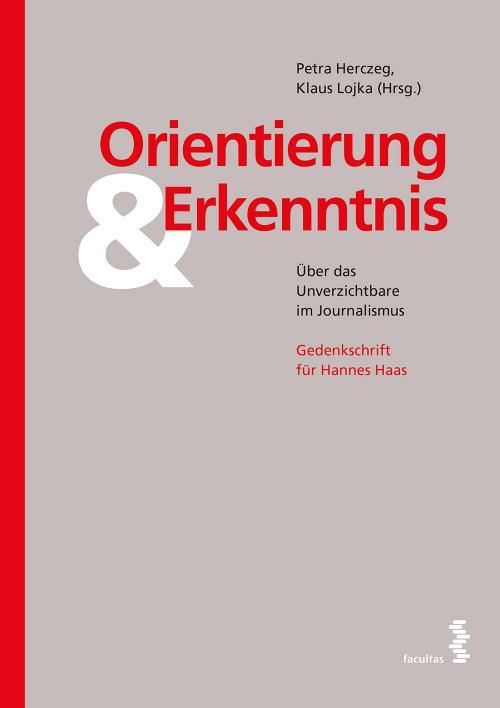 Orientierung & Erkenntnis cover