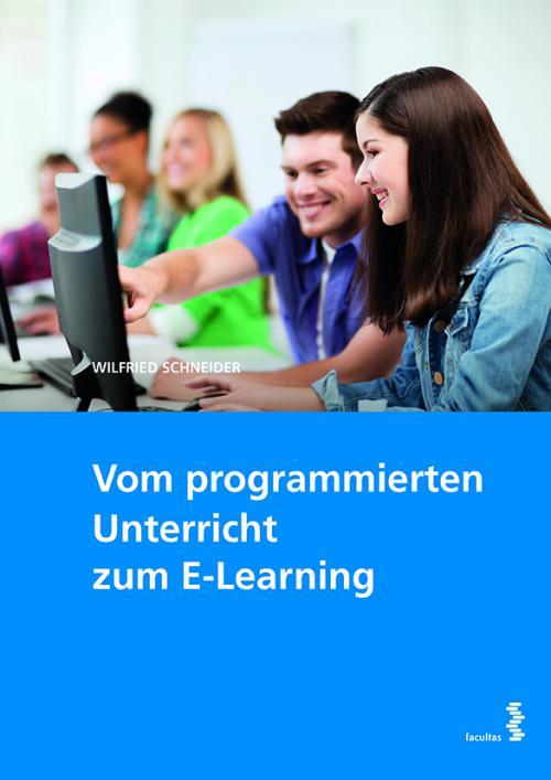 Vom programmierten Unterricht zum E-Learning cover
