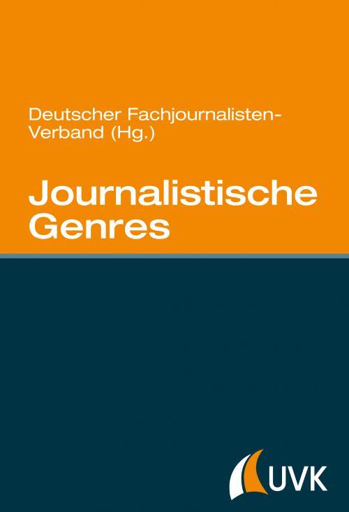 Journalistische Genres cover
