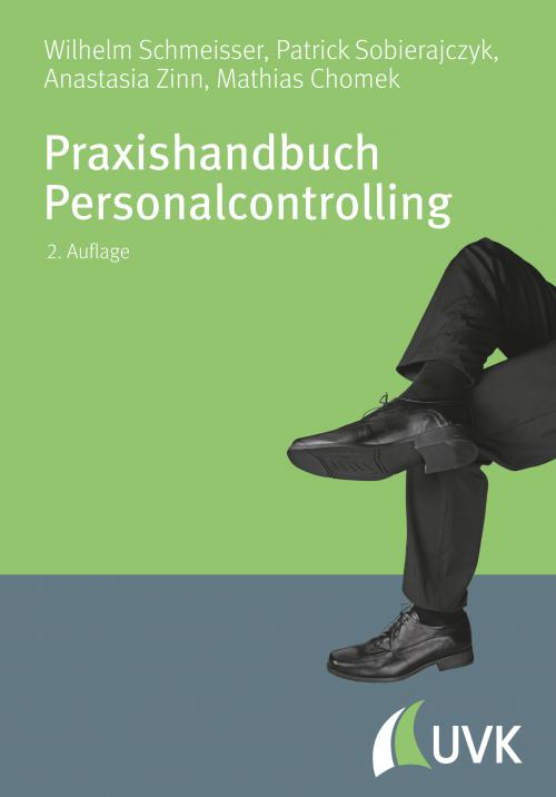 Praxishandbuch Personalcontrolling cover