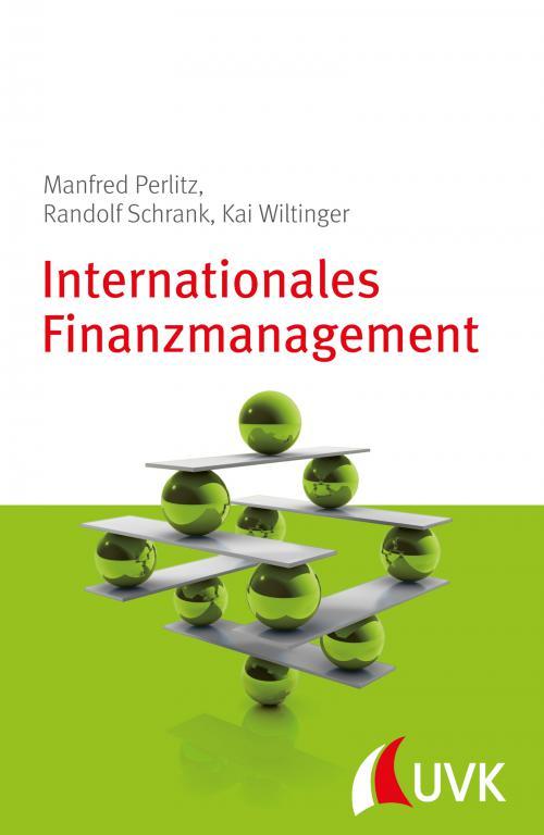 Internationales Finanzmanagement cover