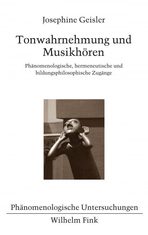 Tonwahrnehmung und Musikhören cover