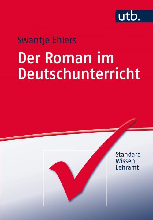 Der Roman im Deutschunterricht cover