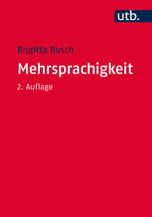 Mehrsprachigkeit cover