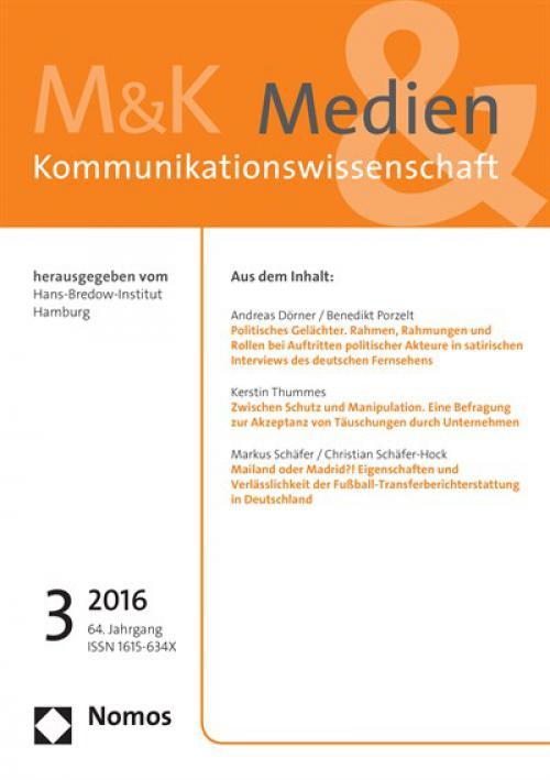 Politisches Gelächter. Rahmen, Rahmungen und Rollen bei Auftritten politischer Akteure in satirischen Interviews des deutschen Fernsehens cover