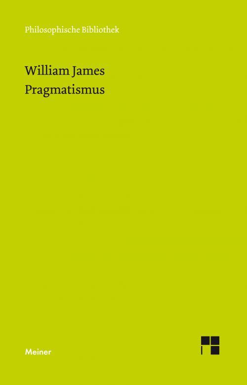 Pragmatismus cover