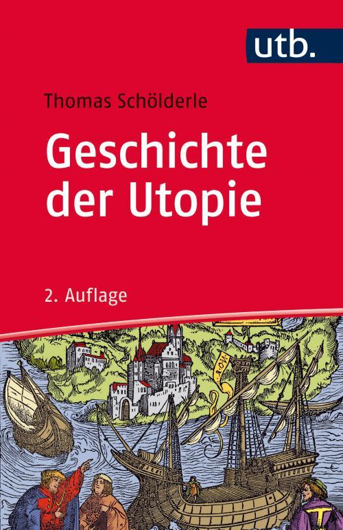 Geschichte der Utopie cover