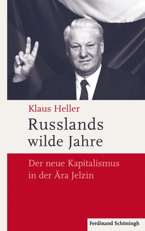 Russlands wilde Jahre cover