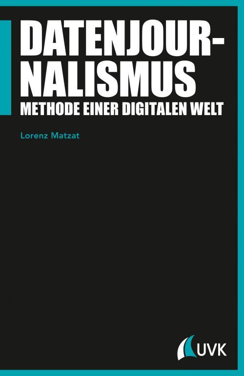 Datenjournalismus cover