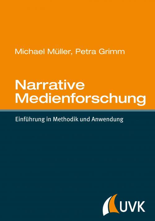 Narrative Medienforschung cover