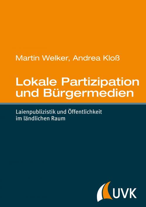 Lokale Partizipation und Bürgermedien cover