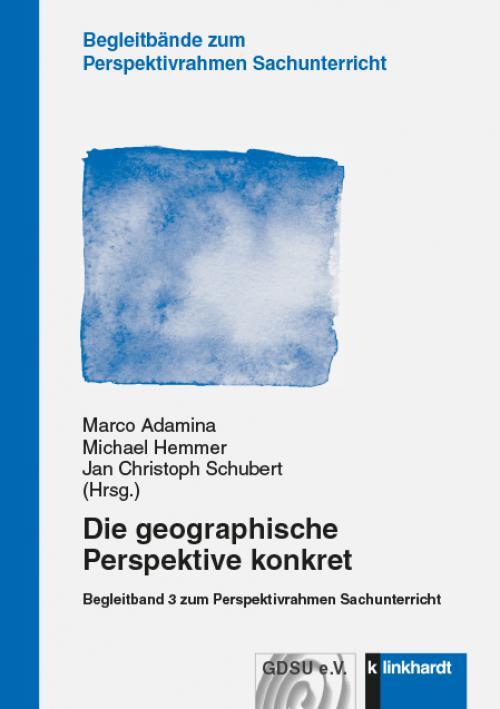 Die geographische Perspektive konkret cover