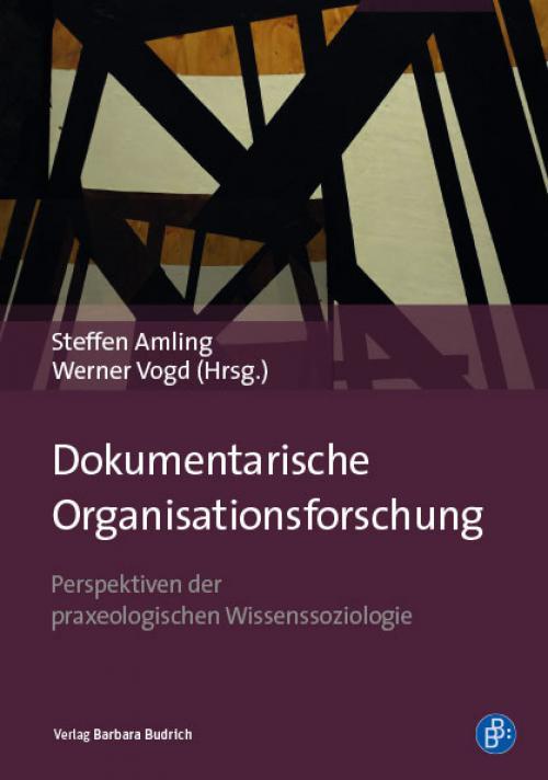 Dokumentarische Organisationsforschung cover
