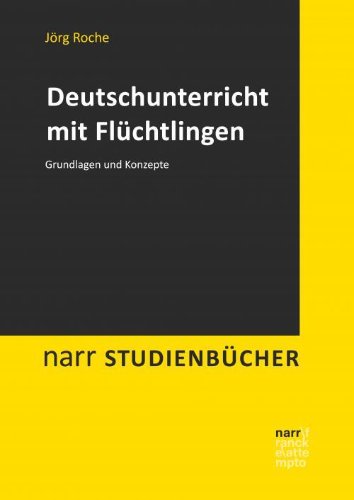 Deutschunterricht mit Flüchtlingen cover