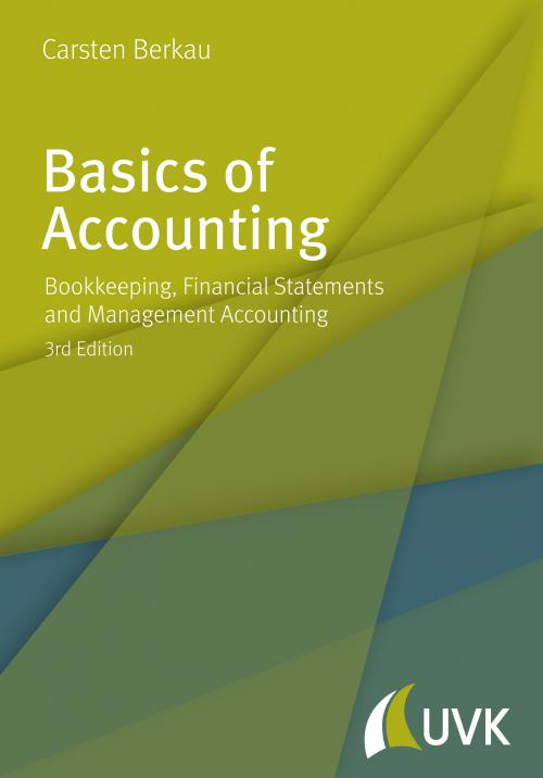 Basics of Accounting cover