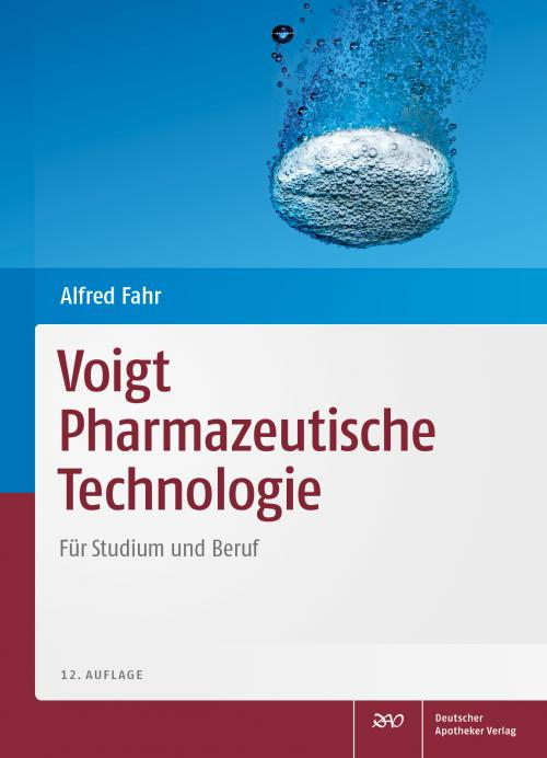 Pharmazeutische Technologie cover
