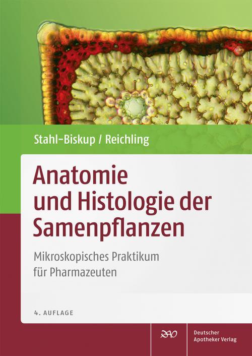 Anatomie und Histologie der Samenpflanzen cover