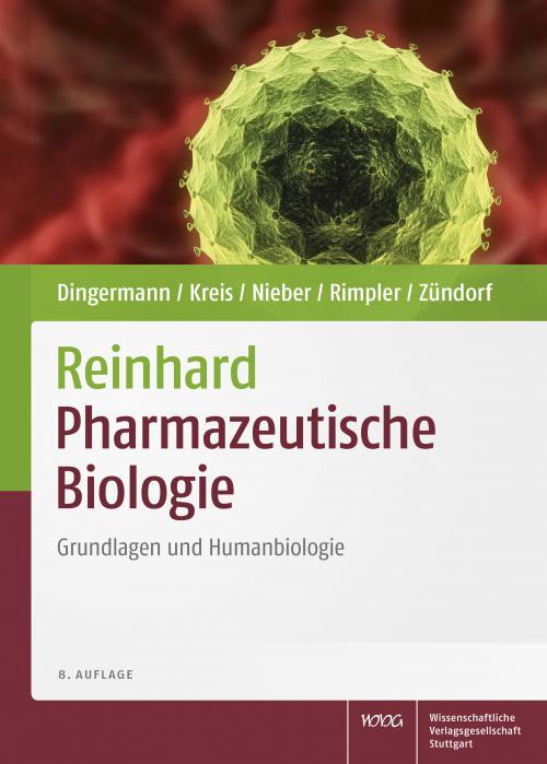 Reinhard Pharmazeutische Biologie cover