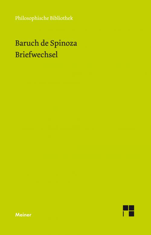 Briefwechsel cover
