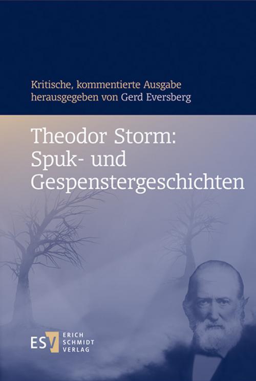Theodor Storm: Spuk- und Gespenstergeschichten cover