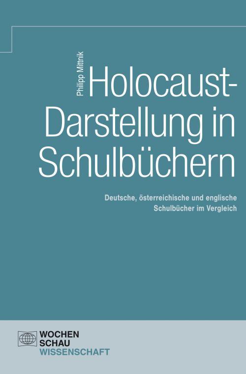 Holocaust-Darstellung in Schulbüchern cover