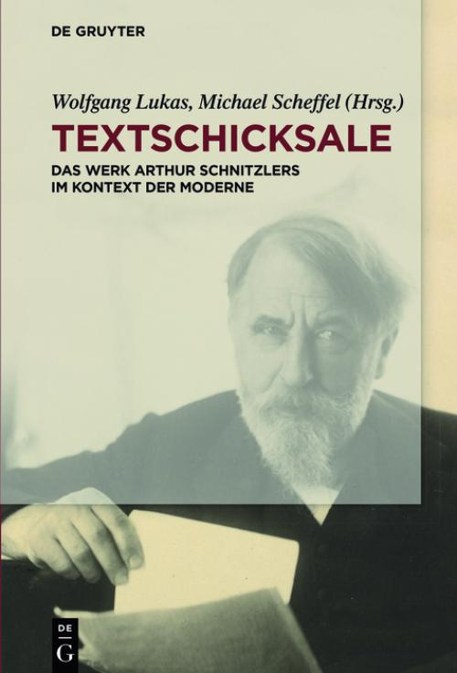 Textschicksale cover