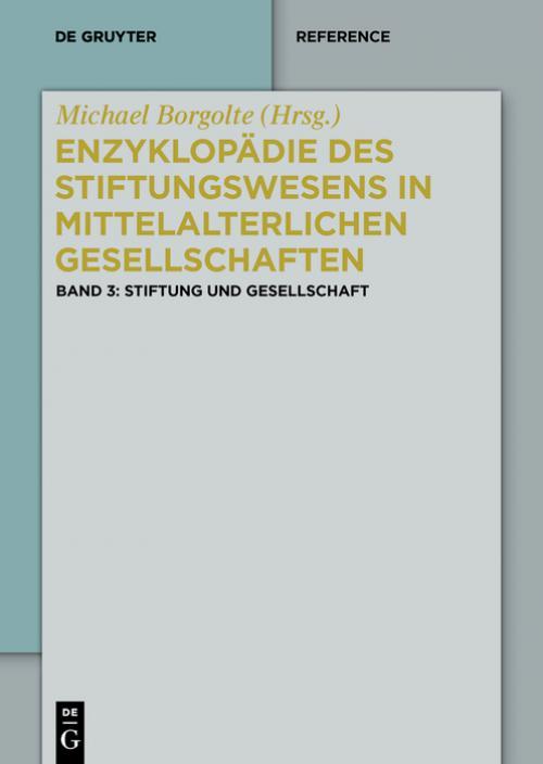 Stiftung und Gesellschaft cover