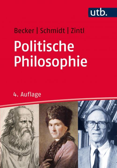 Politische Philosophie cover