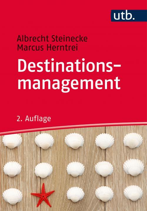 Destinationsmanagement cover