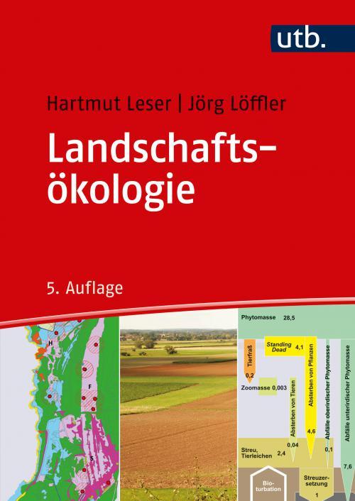 Landschaftsökologie cover