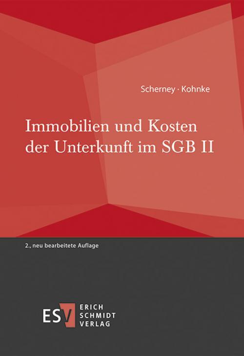 Immobilien und Kosten der Unterkunft im SGB II cover