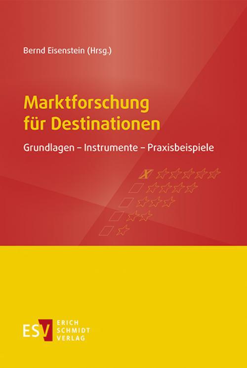 Marktforschung für Destinationen cover