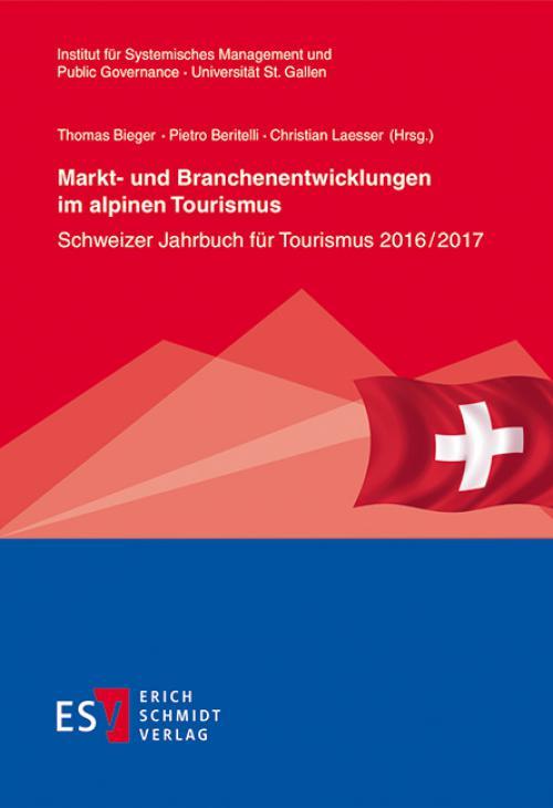 Markt- und Branchenentwicklungen im alpinen Tourismus cover