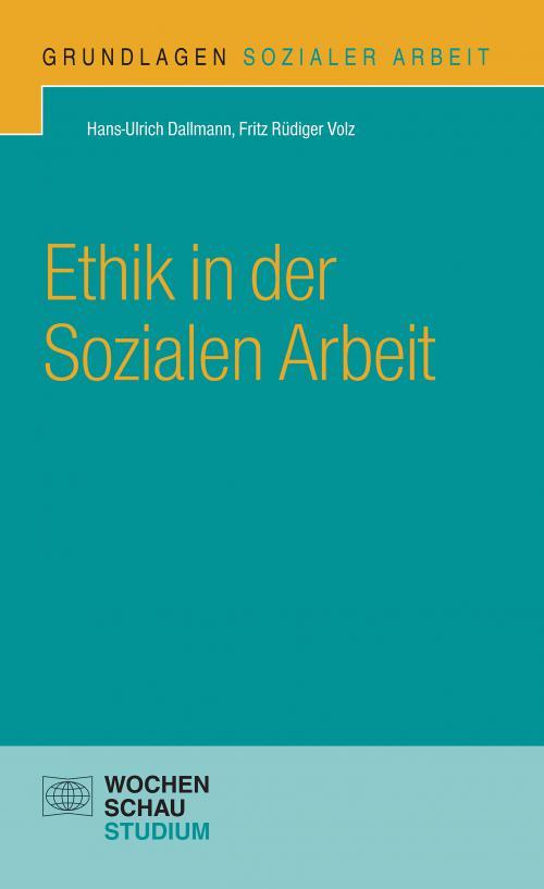 Ethik in der Sozialen Arbeit cover