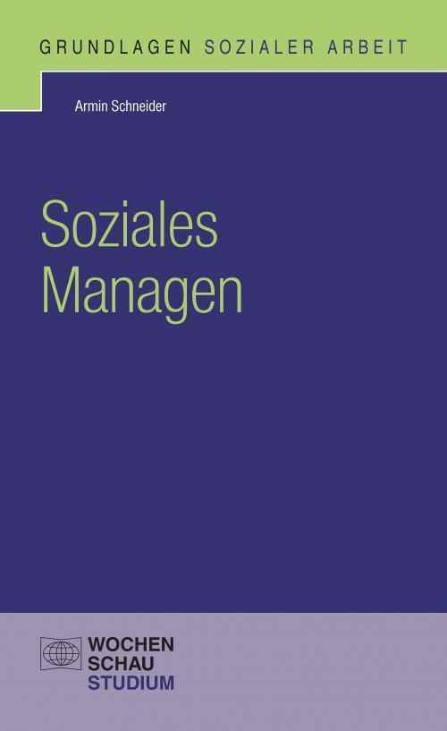 Soziales Managen cover