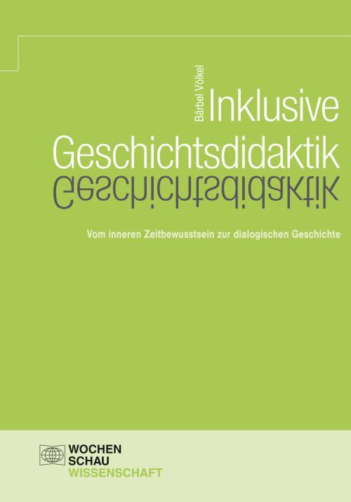 Inklusive Geschichtsdidaktik cover