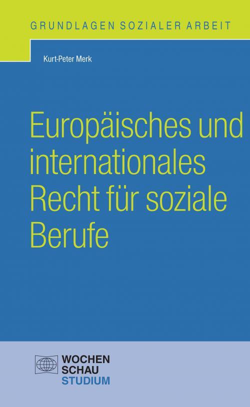 Europäisches und internationales Recht für soziale Berufe cover