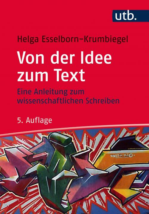 Von der Idee zum Text cover