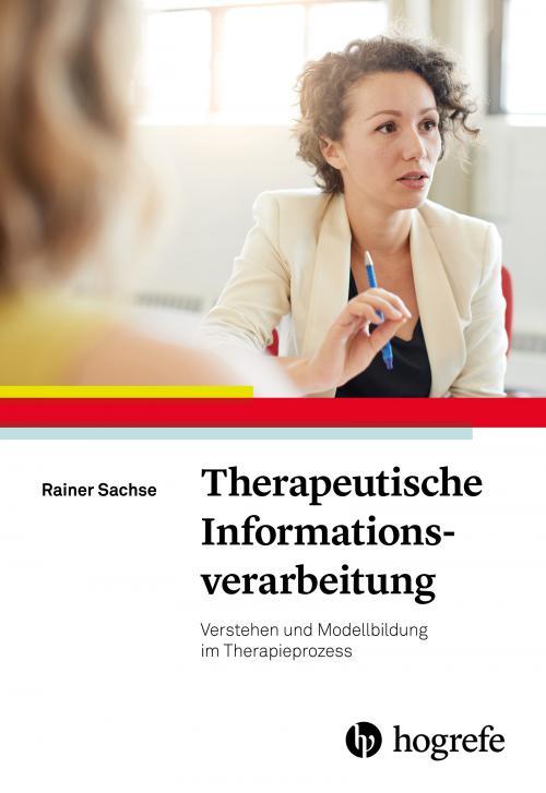 Therapeutische Informationsverarbeitung cover