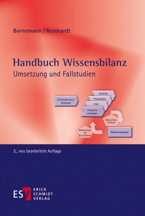 Handbuch Wissensbilanz cover