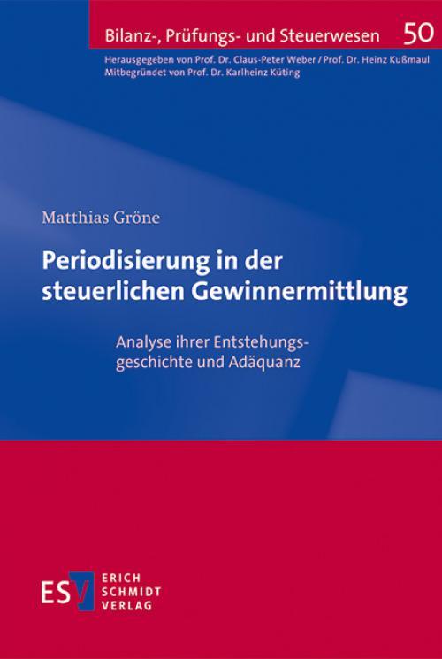 Periodisierung in der steuerlichen Gewinnermittlung cover