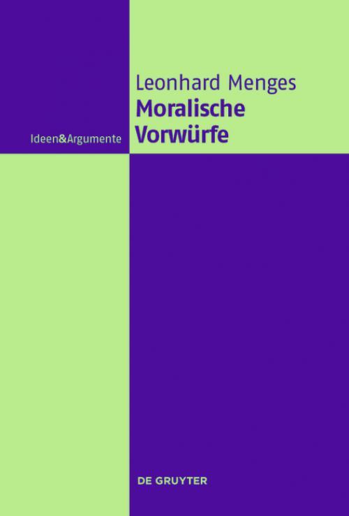 Moralische Vorwürfe cover