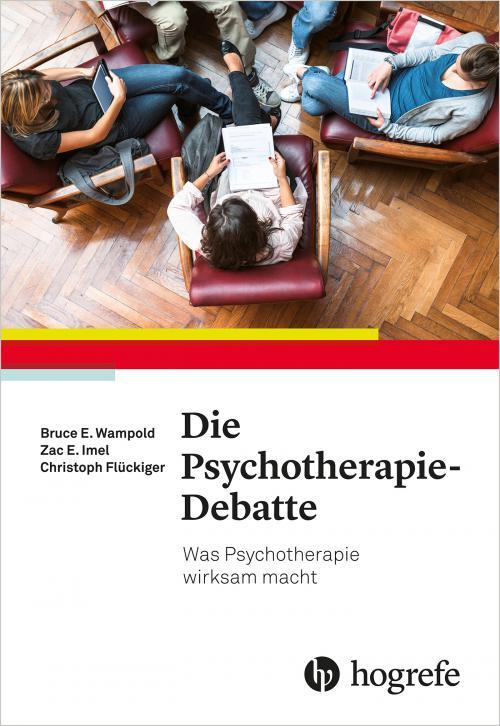 Die Psychotherapie-Debatte cover