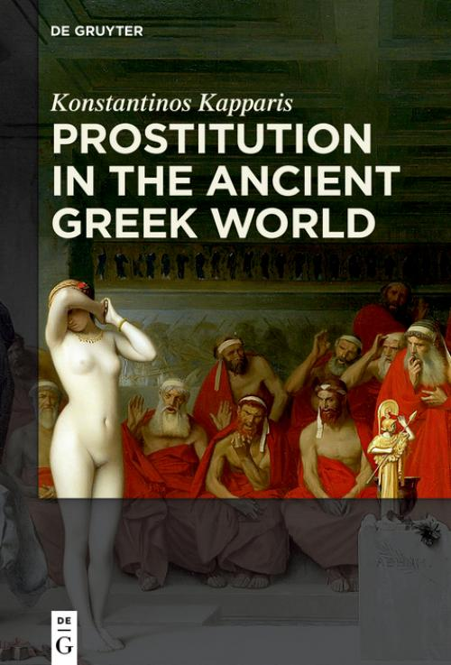 Prostitution in the Ancient Greek World cover